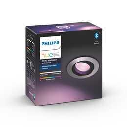 PHILIPS Spot encastré Hue Centura Recessed Spot - Alu (LED, 6.5 W)