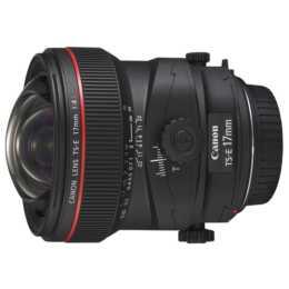 CANONE TS-E 17mm f/4L