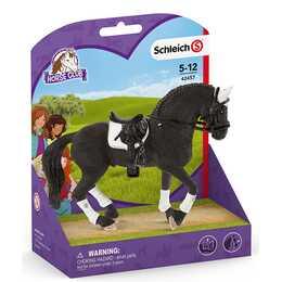 SCHLEICH Pferde Friese Hengst