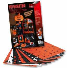 FOLIA Halloween Fotokarton (300 g/m² )