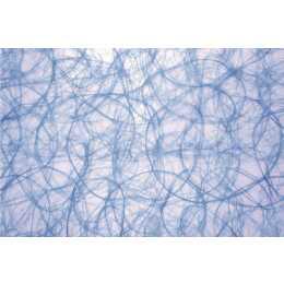 GLOREX Textiles Band Sizoweb (Blau, 30 cm x 500 m)