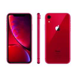 APPLE iPhone XR (64.0 GB, 6.1 inch, 12.0 MP, (PRODUCT)RED)