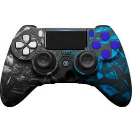 SCUF GAMING Impact - Knights of Scuf Gamepad (Blau, Schwarz)