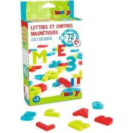 72 Magnetzahlen und Buchstaben null