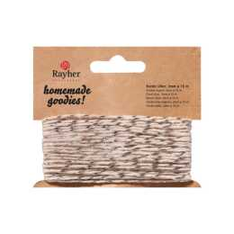RAYHER Textiles Band (Gold, 2 mm x 15 mm)