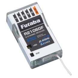 FUTABA R2106GF Empfänger (6 x)