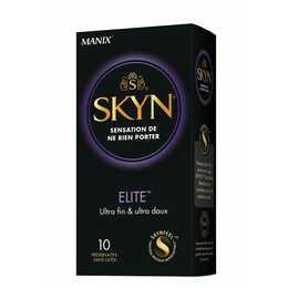 MANIX Préservatifs Skyn Elite (10 pièce)
