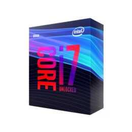 INTEL Core i7-9700K (LGA 1151, 3.6 GHz)