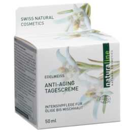 Naturaline CNL Anti-Aging-Creme ölige +