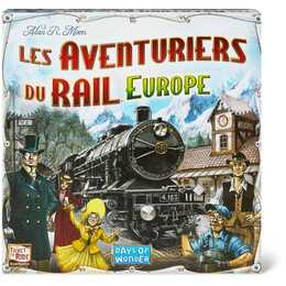 DAYS OF WONDER Ticket to Ride - Europe Jeu de société