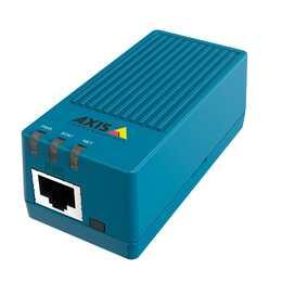 AXIS M7011 Video Encoder (Blau)