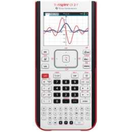 TEXAS INSTRUMENTS TI Nspire CX II-T Calculatrice graphique (Fonctionement sur batterie standard)