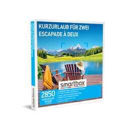 SMARTBOX Kurzurlaub für zwei