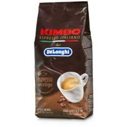 DELONGHI Kaffeebohnen Espresso Kimbo Prestige (1 kg)