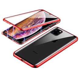 """EG Mornrise Magnetic Cover für Apple iPhone XR 6.1"""" - Rot"""