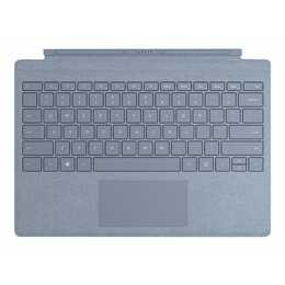 MICROSOFT Type Cover / Tablet Tastatur (Ice Blue)