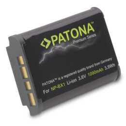 PATONA Premium Akku für Sony BX1
