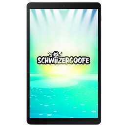 "SAMSUNG Galaxy Tab A Wifi 2019 + oficial Schwiizergoofe App DE (10.1"", 32 GB, Schwarz)"