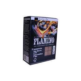 FLAMINO Grill- und Kaminanzünder (72 Stück)