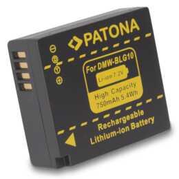 Batterie PATONA pour Panasonic DMW-BLG10