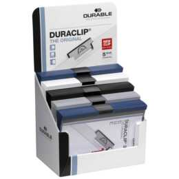 DURABLE DURACLIP Thekendisplay