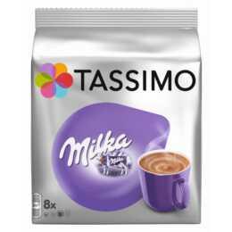 TASSIMO Milka Schokolade (8 Stück)