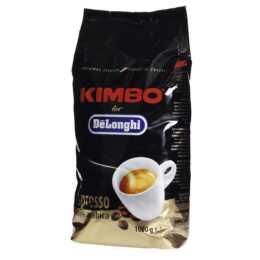 DELONGHI Grains de café Expresso Kimbo (1000 g)