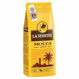LA SEMEUSE Grains de café Expresso Mocca Surfin (1 kg)