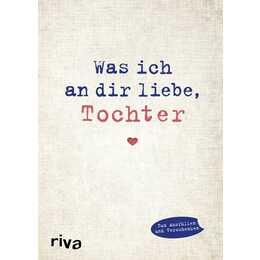 RIVA VERLAG Poesiealbum (Weiss)