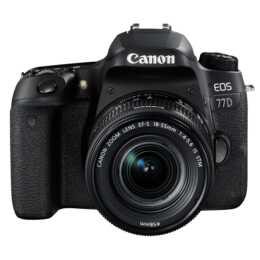 CANON EOS 77D 18-55mm f/4-5.6