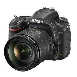 NIKON D750 + AF-S VR-24 VR-24 -120 mm
