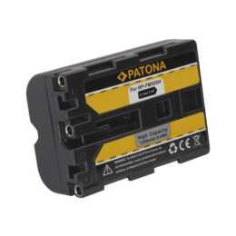 PATONA Batterie pour Sony NP-FM500H