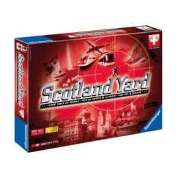 RAVENSBURGER Scotland Yard Swiss Edition
