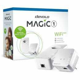 DEVOLO Magic 1 WiFi mini Starter Kit (300 Mbit/s)