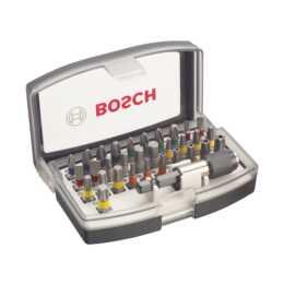 Bitbox Bosch, mit Farbringbits, 32-tlg.