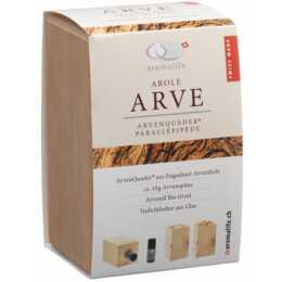 aromalife ARVE ArvenQuader mit äth Öl Ar