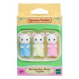 SYLVANIAN FAMILIES Mouse Marshmallow Triplet