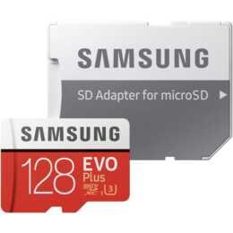SAMSUNG EVO+ MicroSDXC 128GB