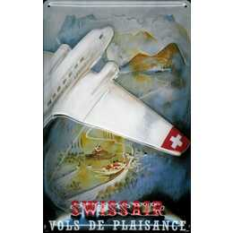 PUAG Attache Swissair