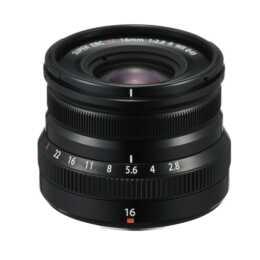 FUJIFILM XF 16mm F2.8 R WR Black
