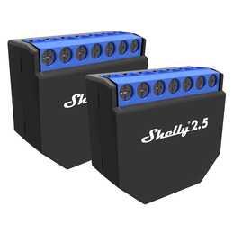 SHELLY Aktor WiFi-Switch 2.5 (WLAN)