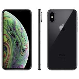 APPLE iPhone XS (64.0 GB, 5.8 inch, 12.0 MP, Gris sidéral)