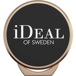 IDEAL OF SWEDEN Mount Gold Supporto ditta (Nero, Oro)