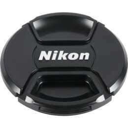NIKON LC-72 Copriobiettivo, nero