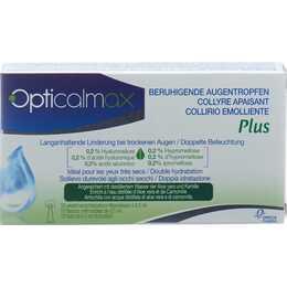 OPTICALMAX Augentropfen Plus (5 ml)