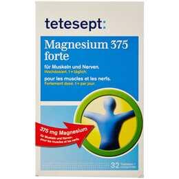 TETESEPT Magnesium 375 forte (32x)