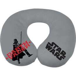 EURASIA Star Wars Kopf- & Nackenkissen (Grau)