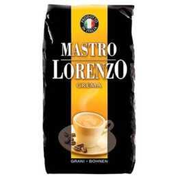 MASTRO LORENZO Kaffeebohnen Caffè Crema (1 kg)