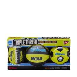 WILSON Bälle Triple Threat Kit