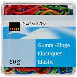 COOP Gummiband multicolor (60 g)
